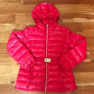 Michael Kors Lightweight Quilted Puffer Jacket